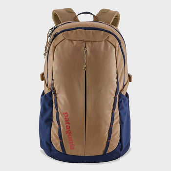 product: Patagonia Refugio Pack 28L Mojave Khaki w/ Classic Blue