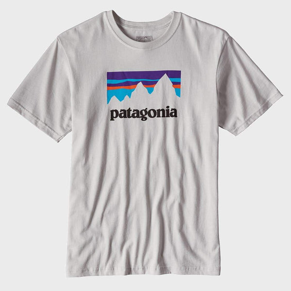 product: Patagonia Shop Sticker Collection Tee TGY