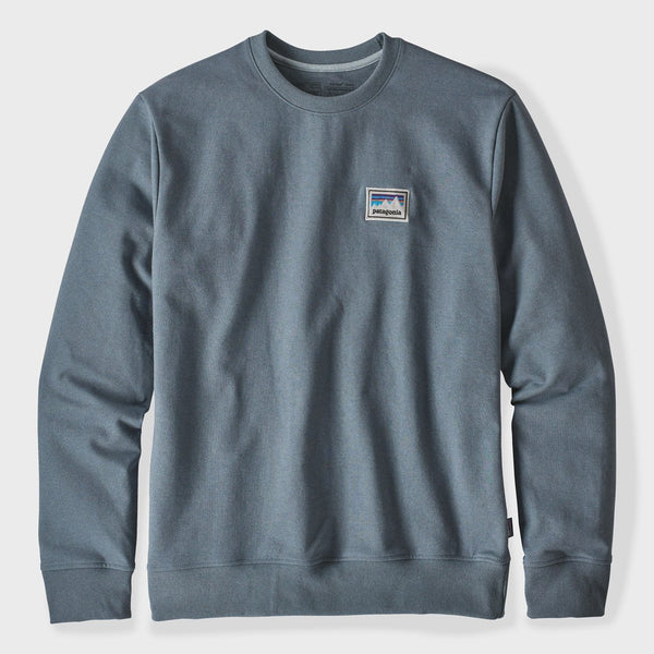 product: Patagonia Shop Sticker Patch Uprisal Crew Sweatshirt