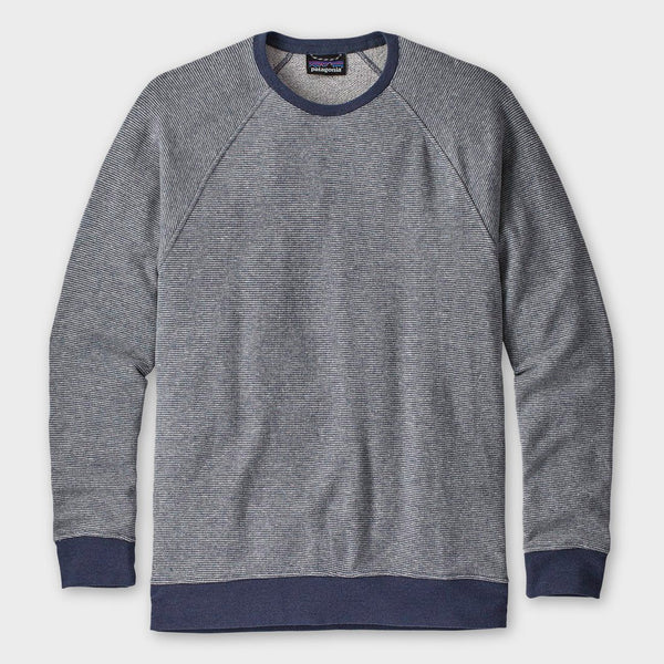 product: Patagonia Trail Harbor Crewneck Sweatshirt Pigeon Blue