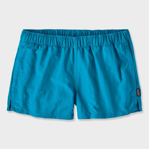 "product: Patagonia Women's Barely Baggies Shorts 2 1/2"" Joya Blue"