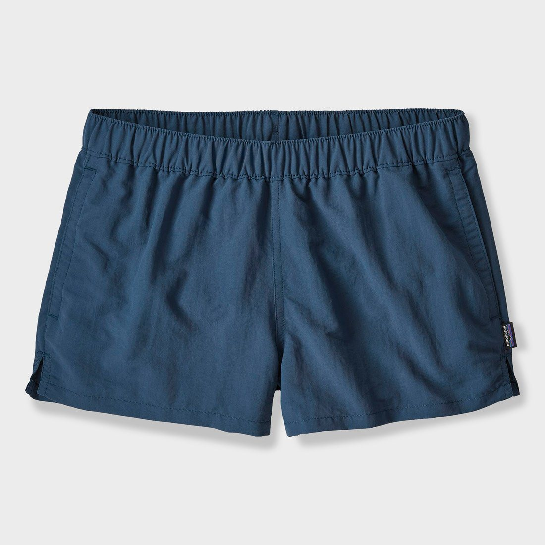Patagonia Women's Barely Baggies Shorts Stone Blue