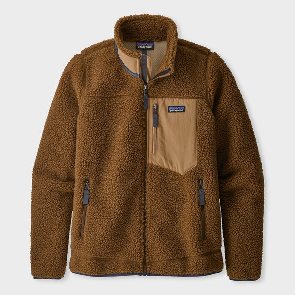 product: Patagonia Women's Classic Retro-X Jacket Owl Brown