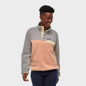 product: Patagonia Women's Synchilla Snap-T Fleece Rosewater