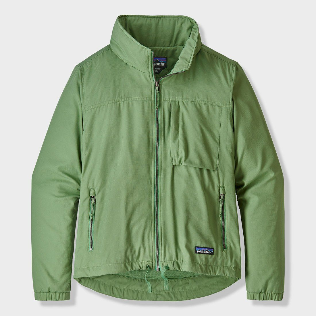 Patagonia Women's Mountain View Jacket Matcha Green