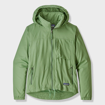 product: Patagonia Women's Mountain View Jacket Matcha Green