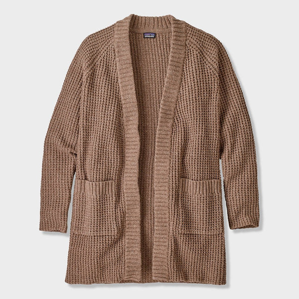 product: Patagonia Women's Off Country Cardigan Owl Brown