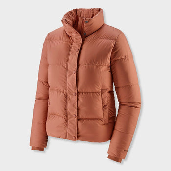 product: Patagonia Women's Silent Down Jacket Century Pink