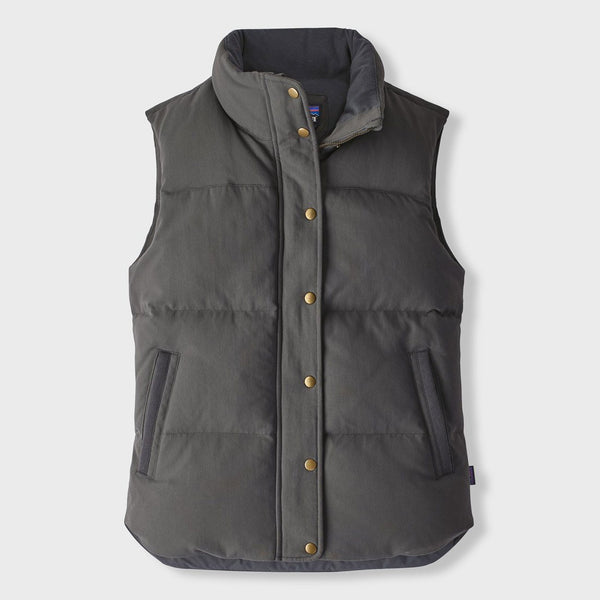 product: Patagonia Women's Bivy Vest Forge Grey