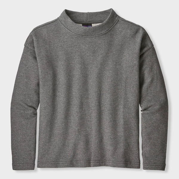 product: Patagonia Women's Mount Sterling Fleece Forge Grey