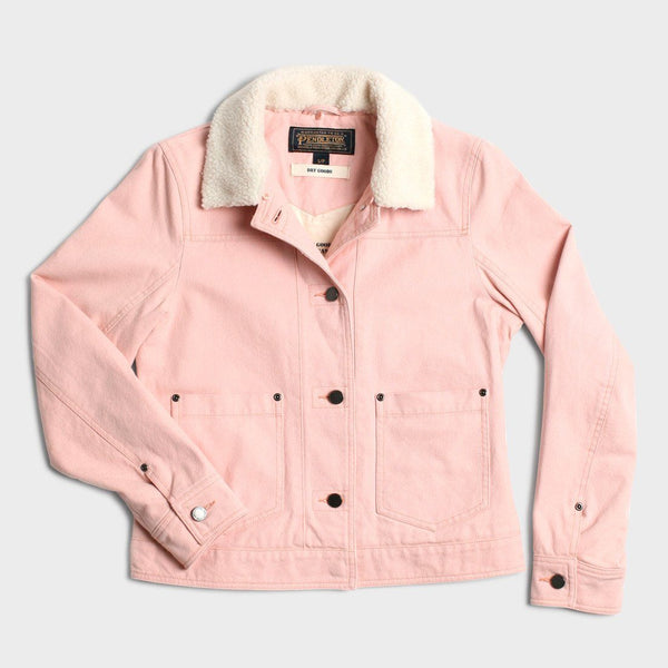 product: Pendleton Rosebud Jacket Dusty Rose