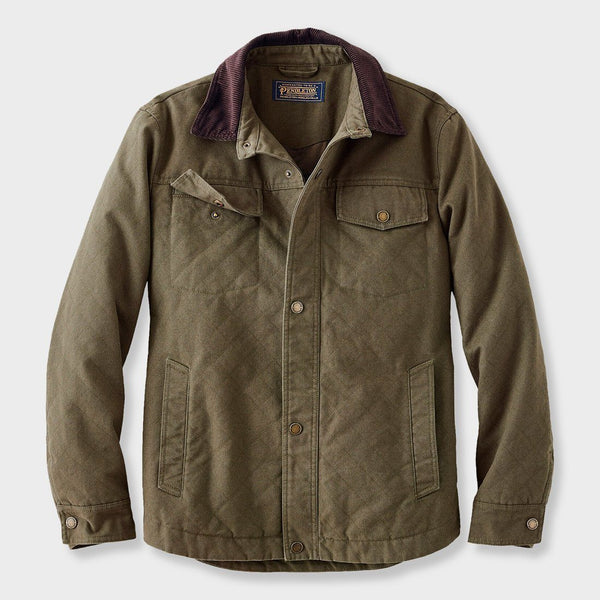 product: Pendleton Bannack Jacket Olive