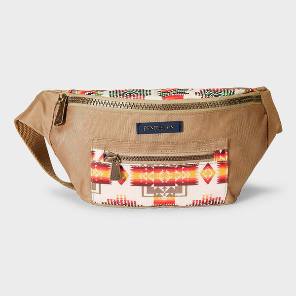 product: Pendleton Fanny Pack Chief Joseph