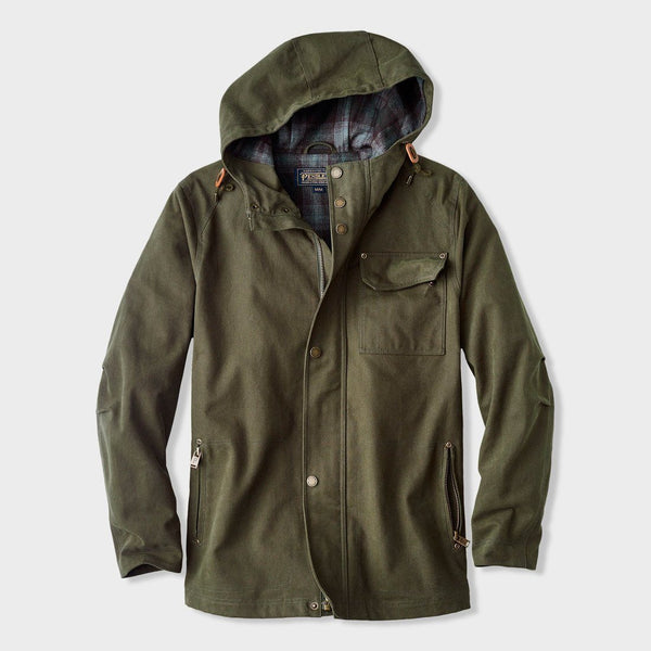 product: Pendleton Cascade Jacket Olive