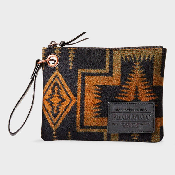 product: Pendleton Clutch with Grommet Harding Army