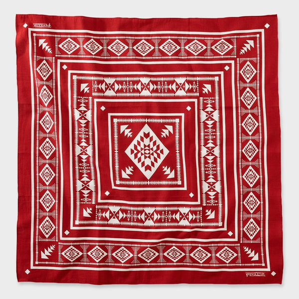 product: Pendleton Jumbo Bandana Basketmaker