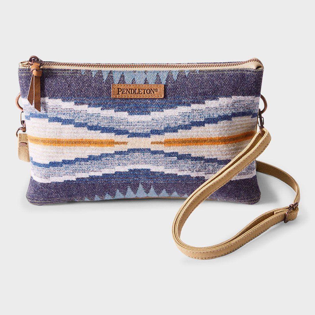 Pendleton Large Three Pocket Keeper Crescent Bay
