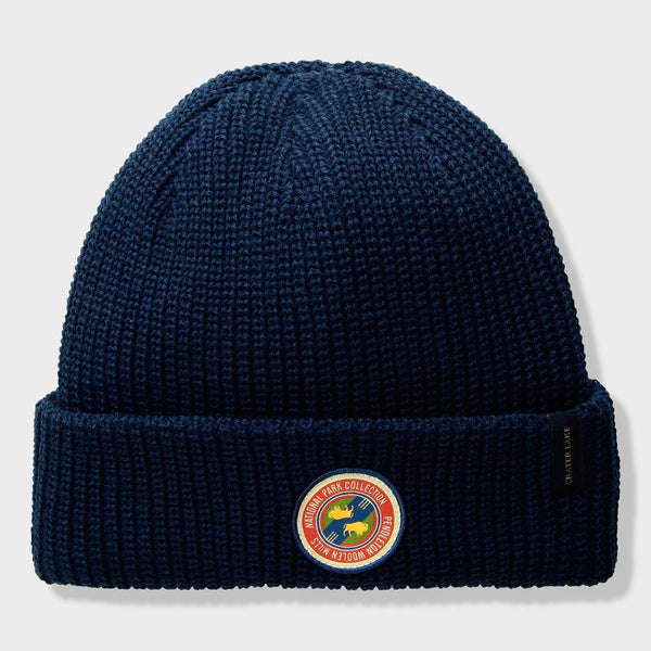 product: Pendleton National Park Beanie Crater Lake Stripe