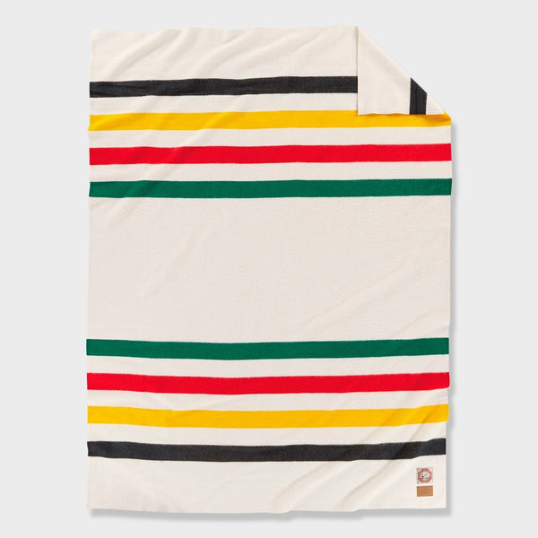 product: Pendleton National Park Blanket Throw Glacier