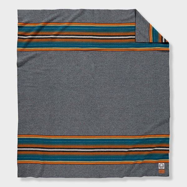 product: Pendleton National Park Blanket Throw Olympic