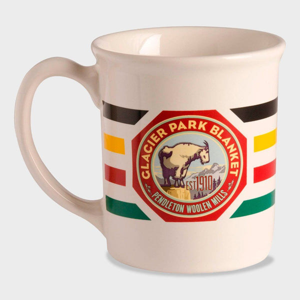 product: Pendleton National Park Coffee Mug Glacier White
