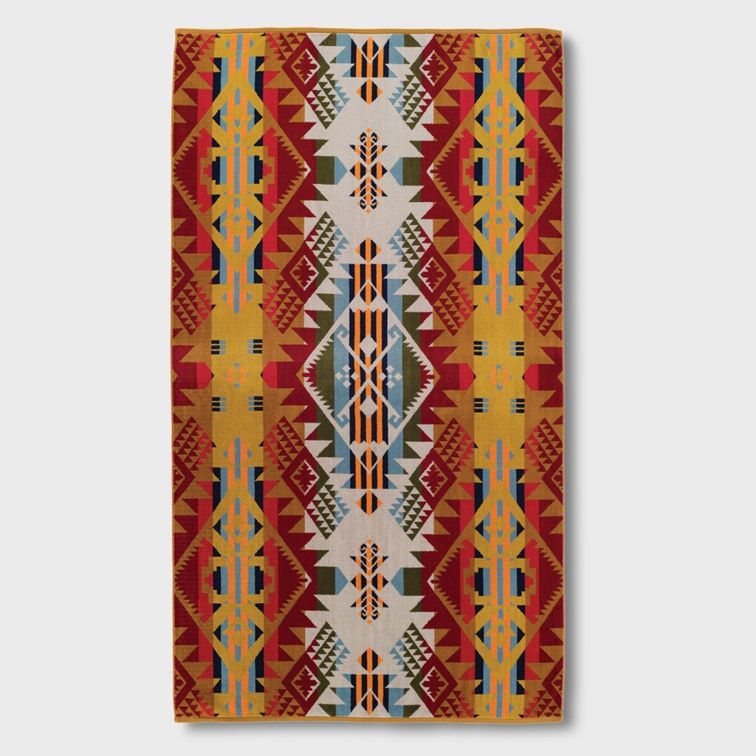 Pendleton Oversized Jacquard Towel Journey West