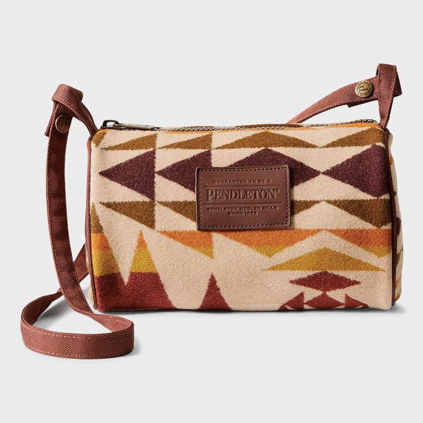 product: Pendleton Travel Kit With Strap Crescent Butte