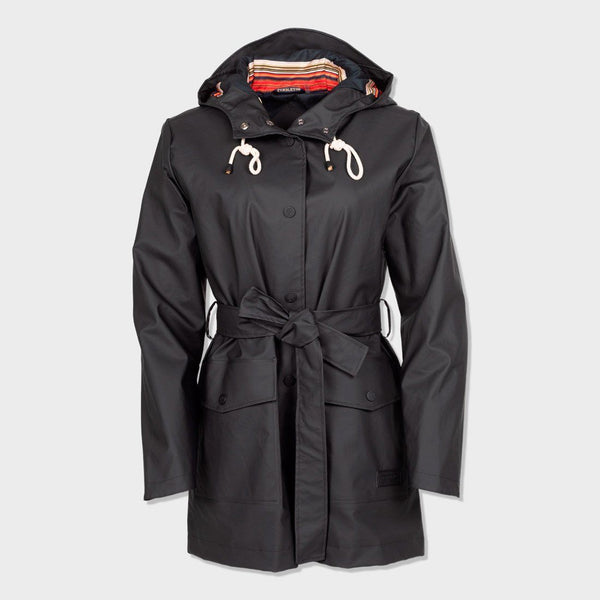 product: Pendleton Women's Brookings Rain Slicker Black