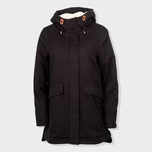 product: Pendleton Women's Florence Jacket Black/ Red Buffalo Ombre
