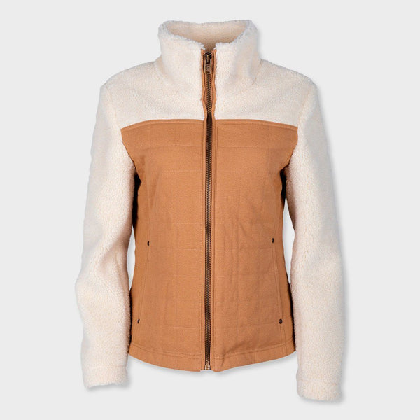 product: Pendleton Women's Salida Jacket Chamois/ Natural