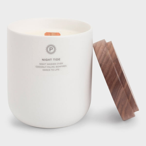 product: Penrose Candles Ceramic Candle Night Tide