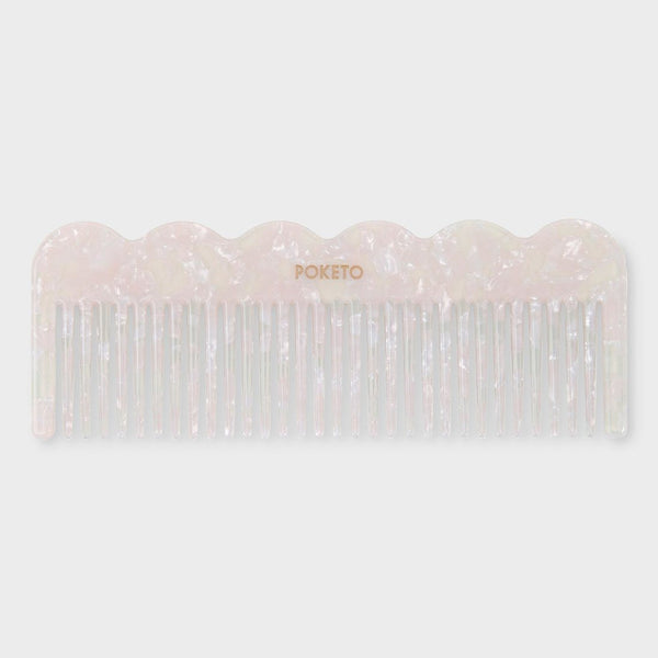 product: Poketo Wave Comb Pearlescent