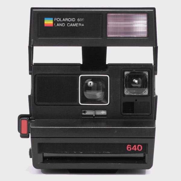 product: Polaroid Originals Polaroid Originals 600 Camera Black Flash