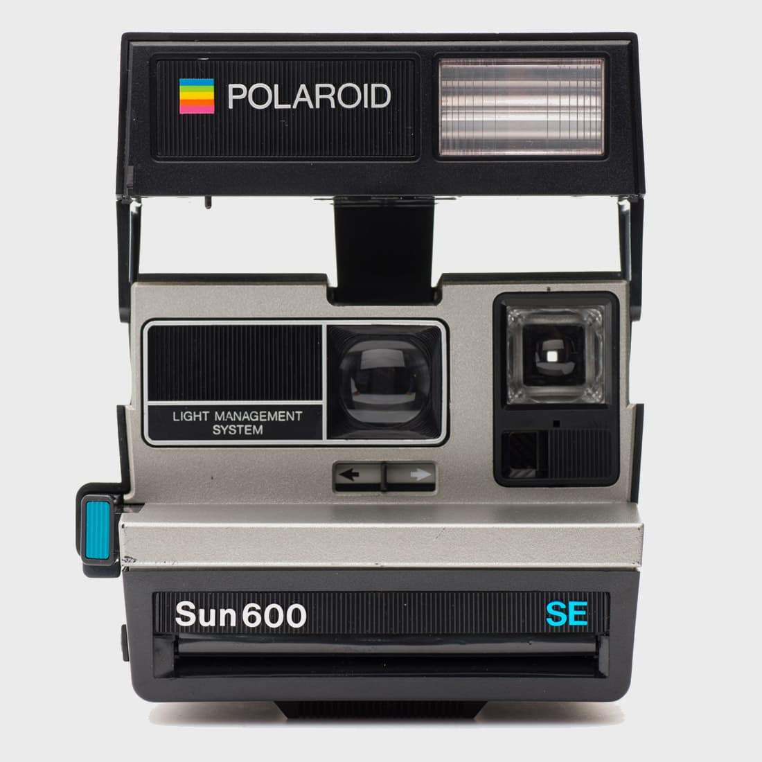 Polaroid Originals 600 Camera Silver LMS