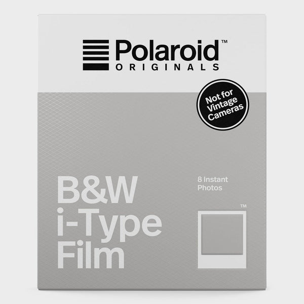 product: Polaroid Originals I-Type B&W Film