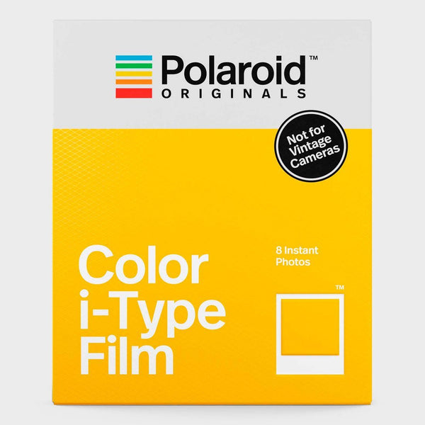 product: Polaroid Originals I-Type Color Film