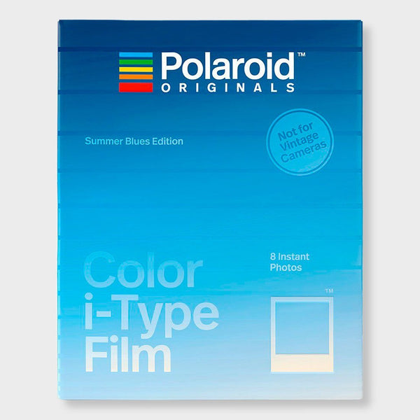 product: Polaroid Originals I-Type Color Film Summer Blues