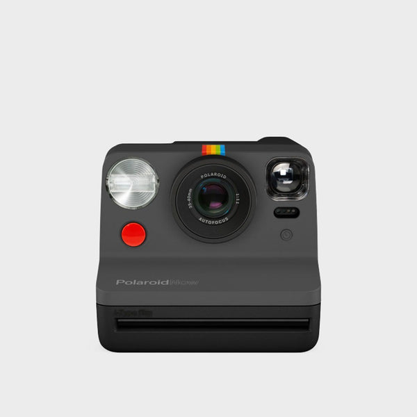 product: Polaroid Originals Polaroid Now Camera Black