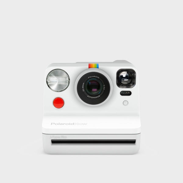 product: Polaroid Originals Polaroid Now Camera White