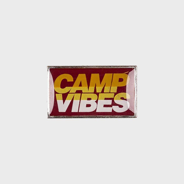 product: Poler Camp Vibes Pin