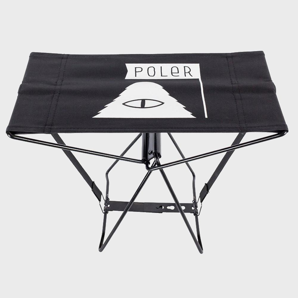 Poler Cyclops Folding Chair Black
