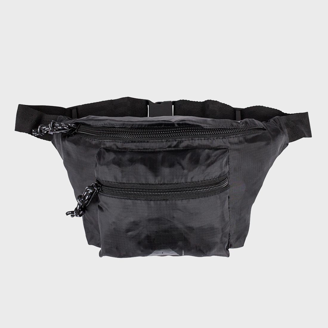 Poler Stuffable Fanny Pack Black