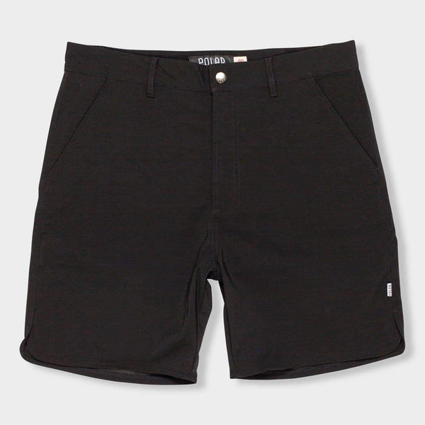 product: Poler River Chino Short Black