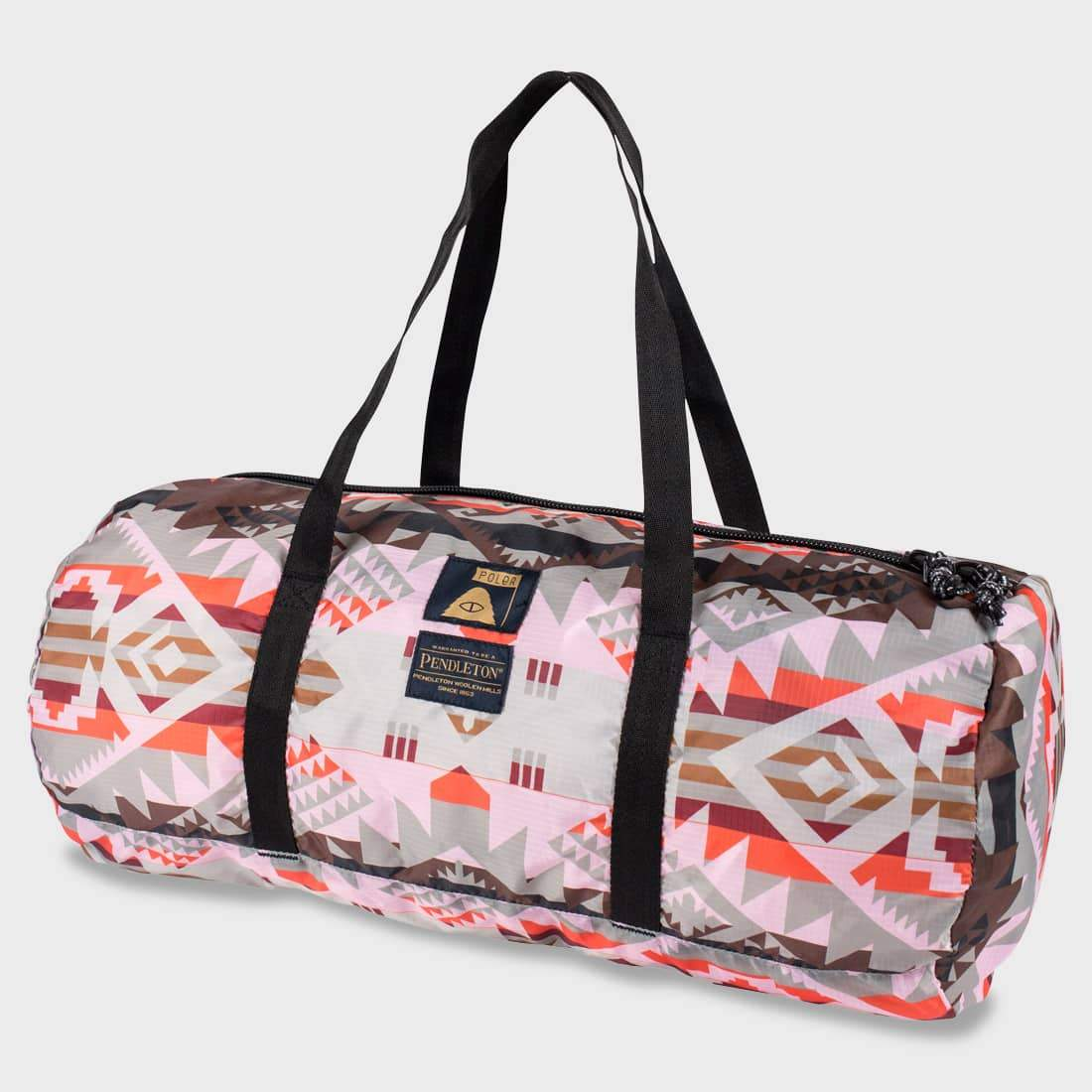 Poler Stuffable Duffle Misty Pink