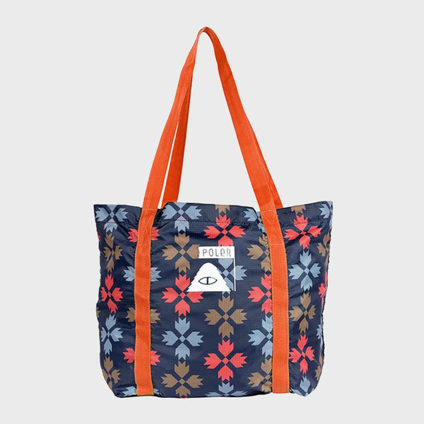 product: Poler Stuffable Tote Bear Paw Print