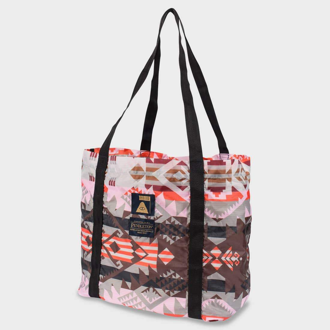 Poler Stuffable Tote Misty Pink