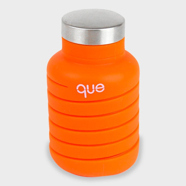 product: Que Bottle 20oz Sunbeam Orange