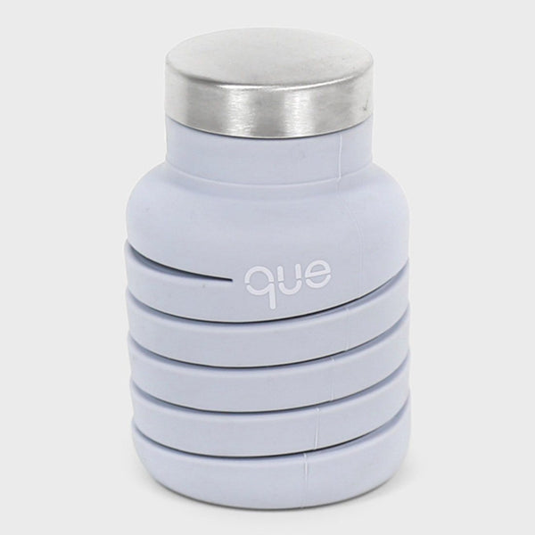 product: Que Bottle 12oz Cloudy Grey