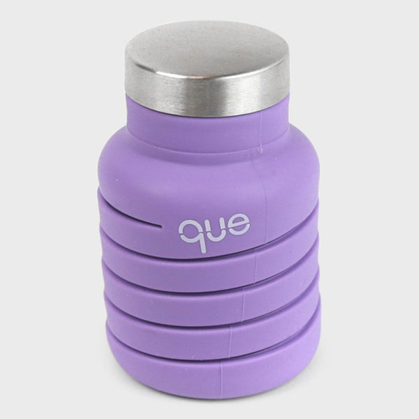 product: Que Bottle 12oz Violet Purple