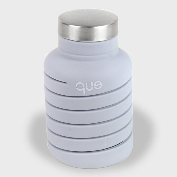 product: Que Bottle 20oz Cloudy Grey